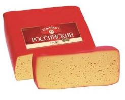 """Rokiskio \""""Russian\"""" Cheese"""