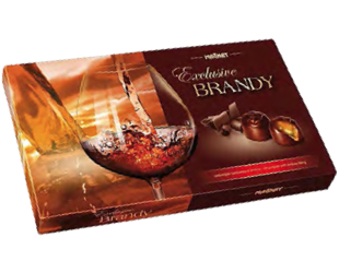 Exclusive Brandy Chocolates