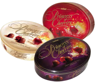 Princess of Cherries /290 gr
