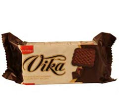 "Chocolate Biscuits ""Vika"""
