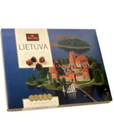 LIETUVA Assortment of Sweets 375 gr