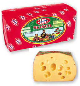 SOKOL Cheese