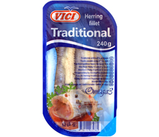 Vici 240 g Traditional in oil Herring