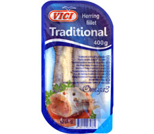 Vici 400 g Traditional in oil Herring